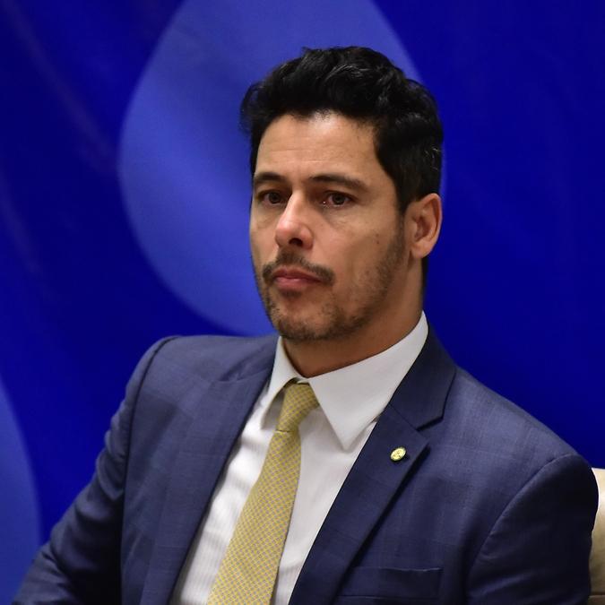 Deputado Márcio Alvino