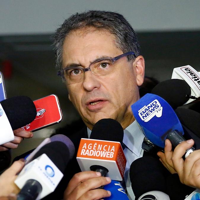 Dep. Carlos Zarattini (PT-SP) concede entrevista