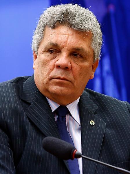 Audiência pública sobre a discussão de medidas que visem a restruturação e modernização do Sistema Penitenciário Brasileiro. Dep. Alberto Fraga (DEM-DF)