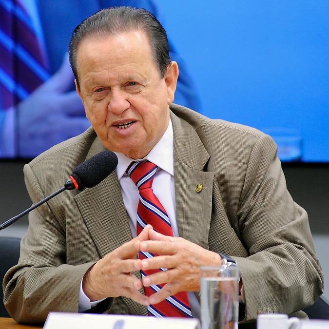 Audiência pública sobre o aprimoramento e regulamentação do Sistema Nacional de Viação - SNV. Dep. Mauro Lopes (PMDB - MG)