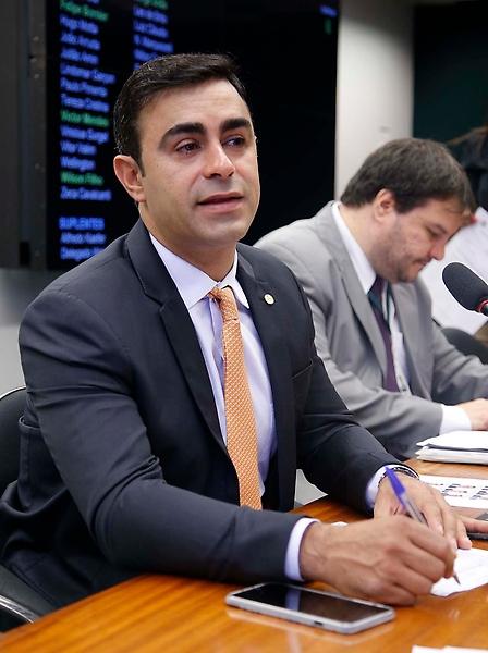 Reunião Ordinária. Dep. Felipe Bornier (PROS-RJ)