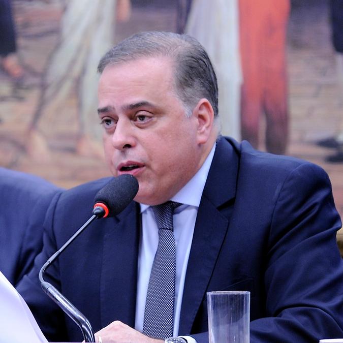 Reunião para discussão do parecer do relator da denúncia contra o presidente da República, Michel Temer. Dep. Paulo Abi-Ackel (PSDB-MG)