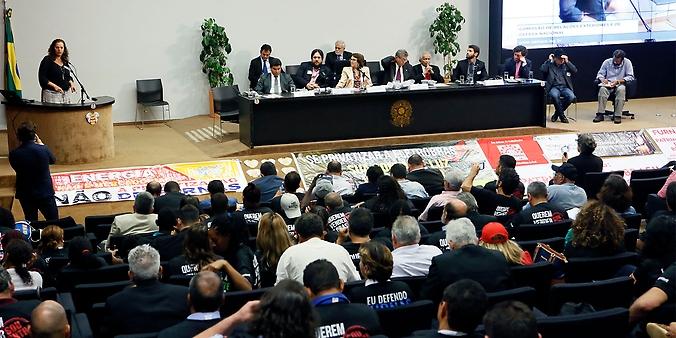 Debate sobre o reflexo da proposta de privatização do Sistema Eletrobras na segurança estratégica da Região Amazônica