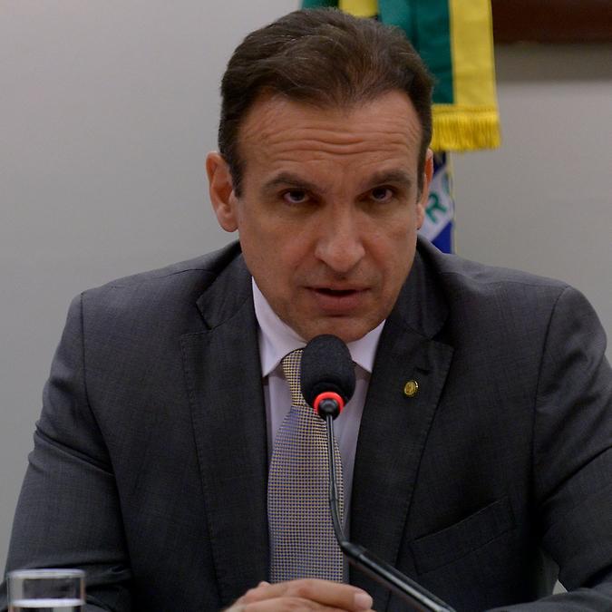 Audiência Pública e Reunião Ordinária. Dep. Hugo Leal (PSB - RJ)