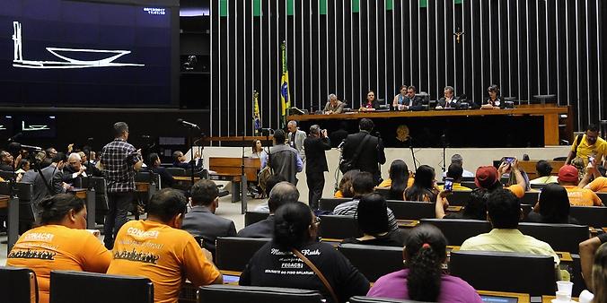 Comissão Geral para debater