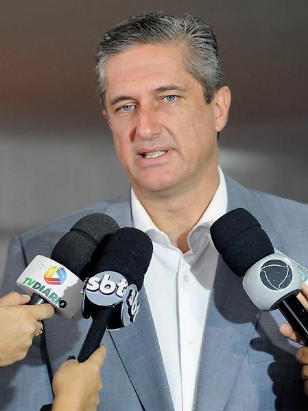 Dep. Rogério Rosso (PSD - DF) fala sobre sua candidatura à presidência da casa