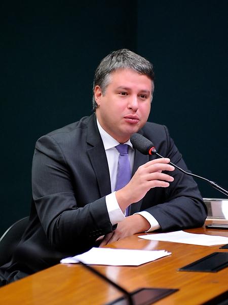 Audiência pública sobre os novos arranjos comerciais firmados em âmbito global e a inserção do Brasil esse contexto. Dep. Arthur Virgílio Bisneto (PSDB-AM)