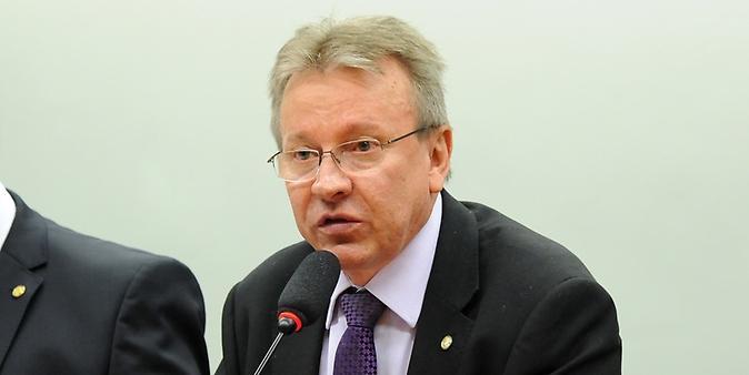 Audiência Pública. Dep. Celso Maldaner (PMDB-SC)