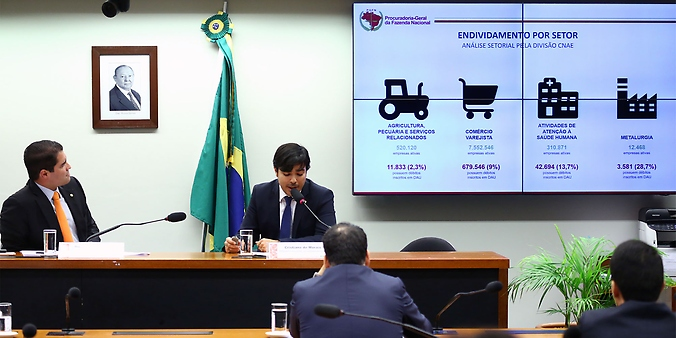 Audiência pública sobre cobrança de Multas e Encargos no âmbito da Receita Federal e da Procuradoria-Geral da Fazenda Nacional