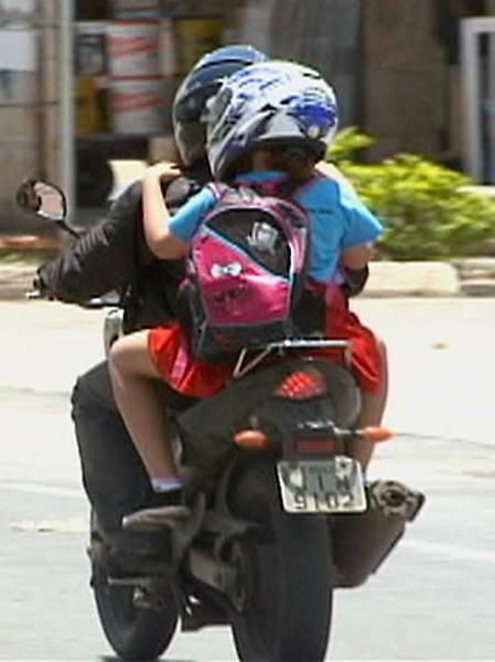 VT Moto Criança