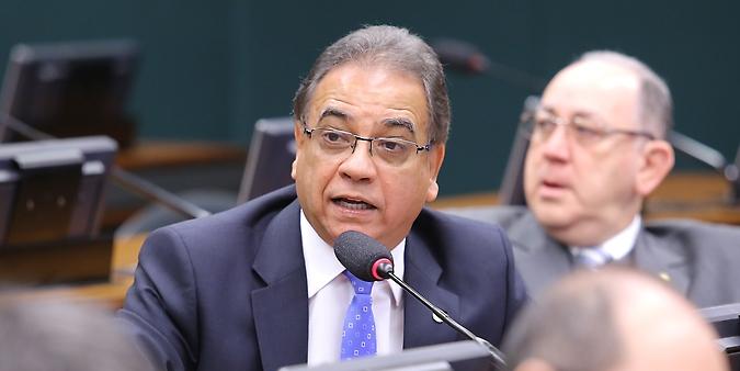 Reunião Ordinária. Dep. Ronaldo Fonseca (PROS-DF)