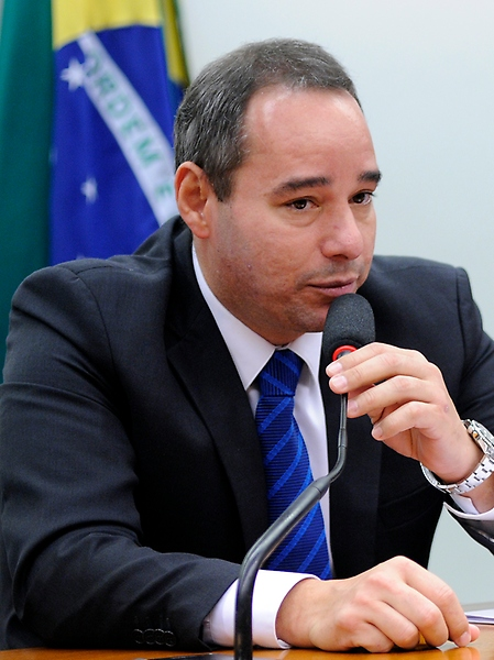 Reunião Deliberativa. Dep. Luis Tibé (PTdoB-MG)