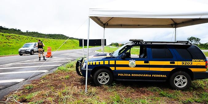 Segurança pública - Policiais - Polícia Rodoviária Federal