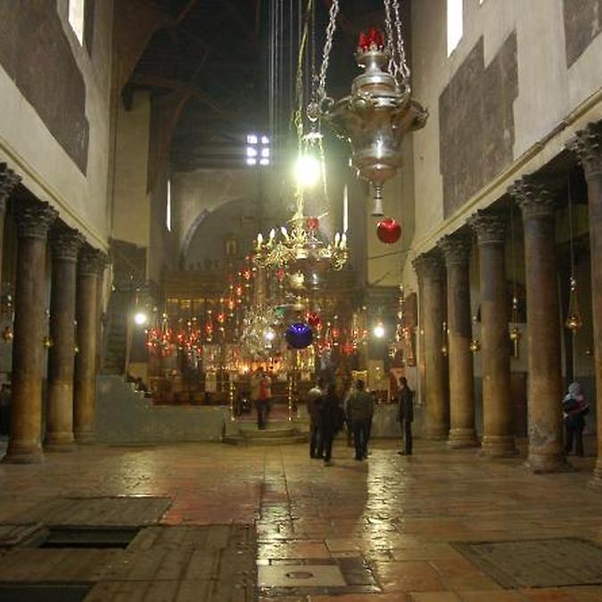 Religião - igrejas - Basílica da Natividade Belém