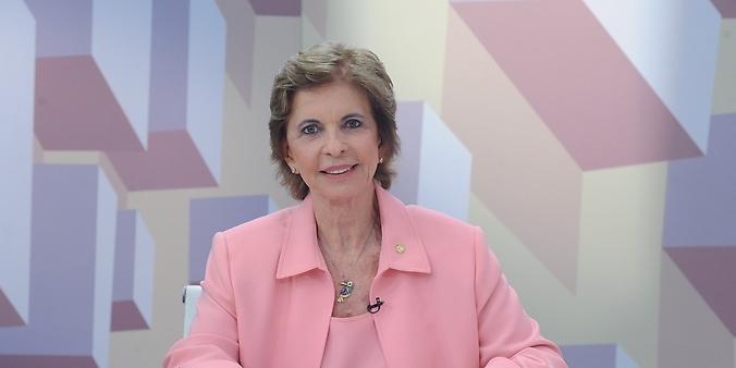 O Expressão Nacional desta semana debate sobre gastos públicos. Deputada Yeda Crusius (PSDB/RS)