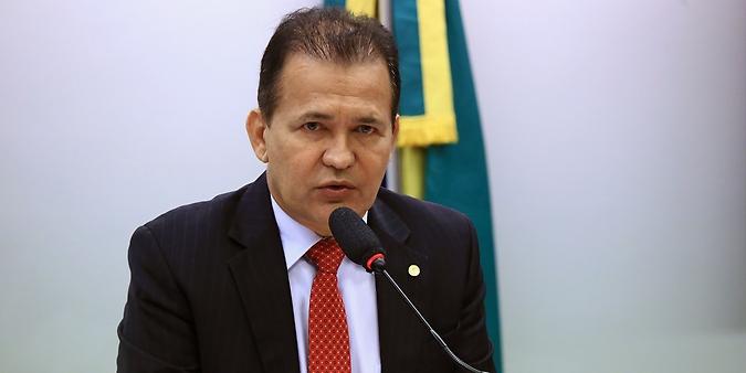 Audiência pública sobre o projeto de criação da EmbrapaTec, matéria objeto do PL nº 5243/16. Dep. Marcos Reategui (PSD - AP)