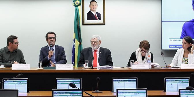 Audiência pública sobre a aplicação do princípio da não violência e garantia dos direitos humanos no contexto de manifestações e eventos públicos