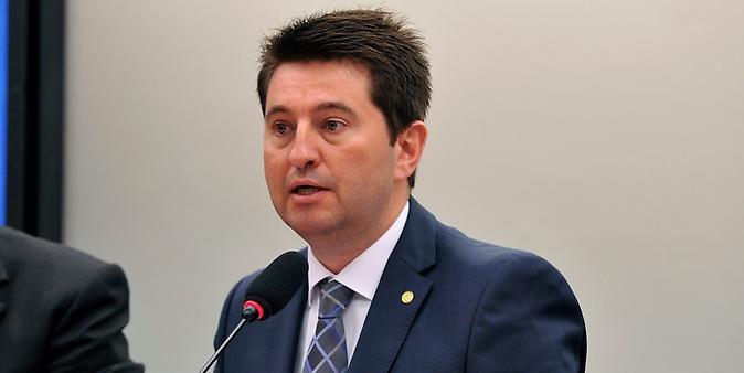 Audiência pública sobre a revisão dos critérios de cobrança da Taxa de Controle e Fiscalização Ambiental TCFA. Dep. Jerônimo Goergen (PP - RS)