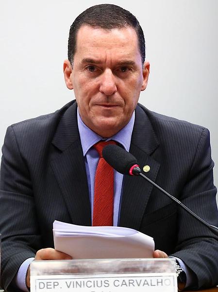 Reunião Ordinária. Dep. Vinicius Carvalho (PRB - SP)