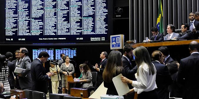 Sessão destinada à deliberação dos vetos nºs 11 e 12 de 2018, Projetos e Lei do Congresso Nacional nºs 7 e 6 de 2018 e do Projeto de Resolução do Congresso Nacional nº 3 de 2017