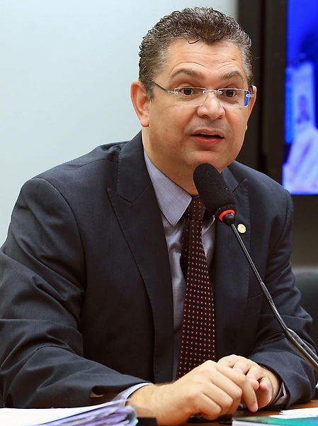 Audiência pública sobre o PL 7180/14, o projeto de lei da escola sem partido. Dep. Sóstenes Cavalcante (DEM - RJ)