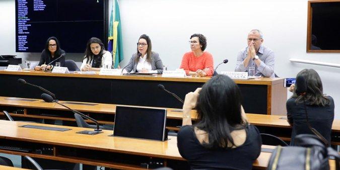 Audiência pública sobre as mulheres e a economia do Audiovisual