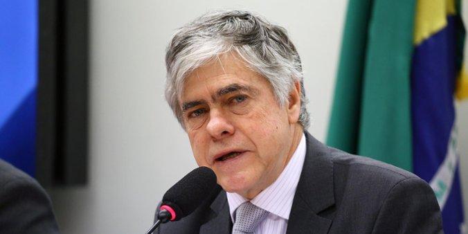 Seminário Estratégia Nacional para o Cerrado Brasileiro, Dep. Augusto Carvalho ( SD - DF)