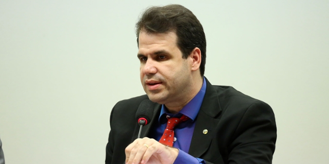 Audiência Pública. Dep. Aureo (SD - RJ)