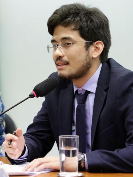 Reunião sobre o Pl 7180/2014. Fundador e Coordenador do Movimento Brasil Livre -MBL, Kim Kataguiri