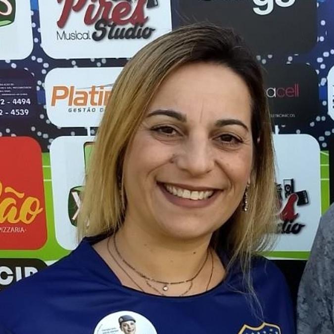 Deputados G - K - Policial Katia Sastre
