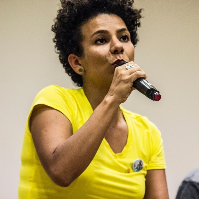 Áurea Carolina Psol deputada federal Minas Gerais