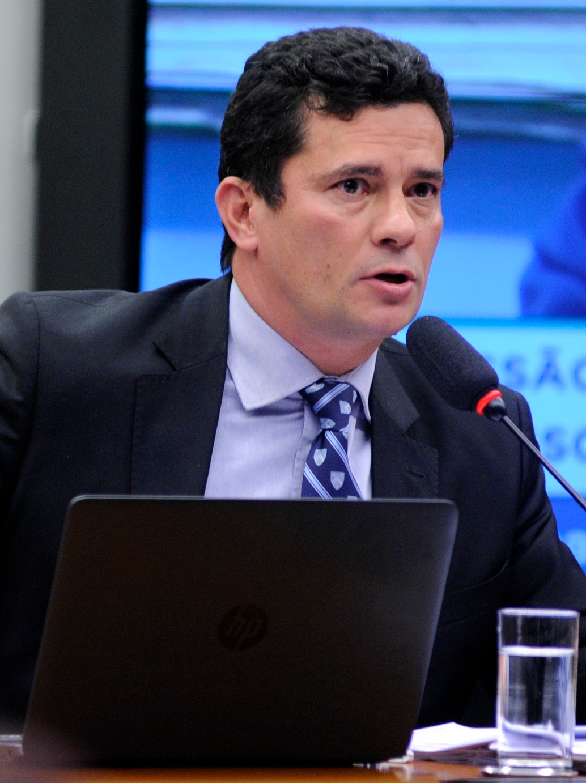 Audiência Pública e Reunião Ordinária. Juiz da 13ª Vara Federal do Tribunal Regional Federal da 4ª Região, Sérgio Moro