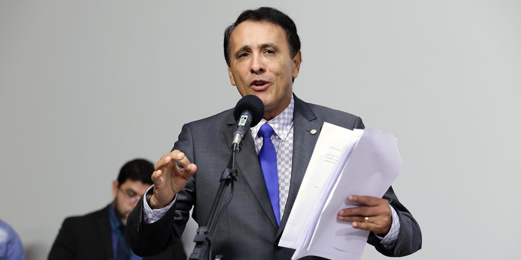 Reunião Ordinária. Dep. Carlos Henrique Gaguim (PODE - TO)