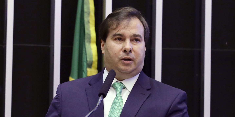 Comemoração aos 30 anos da Constituição Cidadã. Presidente da câmara dep. Rodrigo Maia (DEM-RJ)