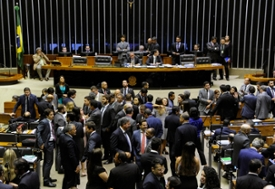 Câmara vota destaques à medida provisória de auxílio a santas casas
