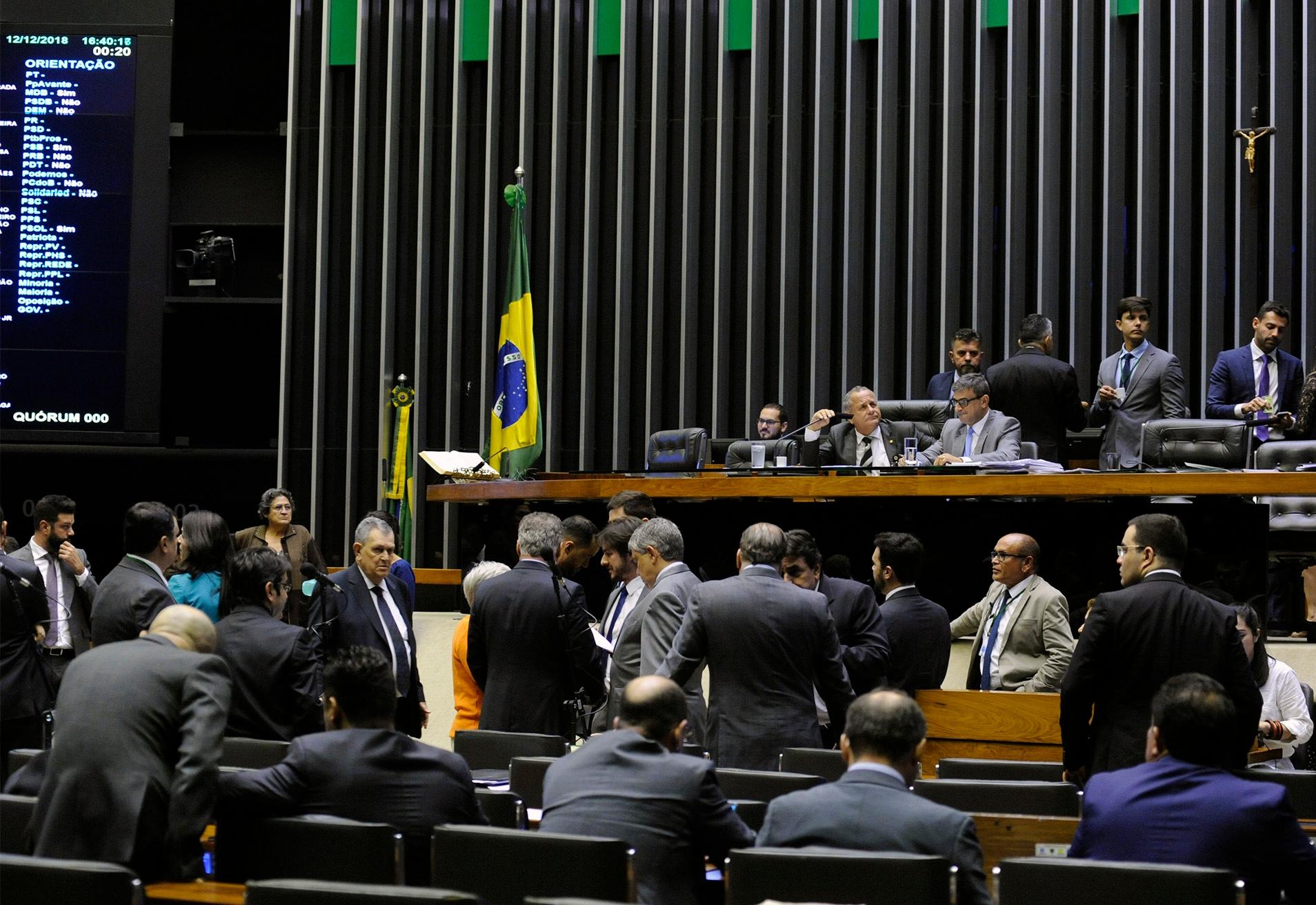 Câmara aprova regras sobre estrutura das lideranças partidárias
