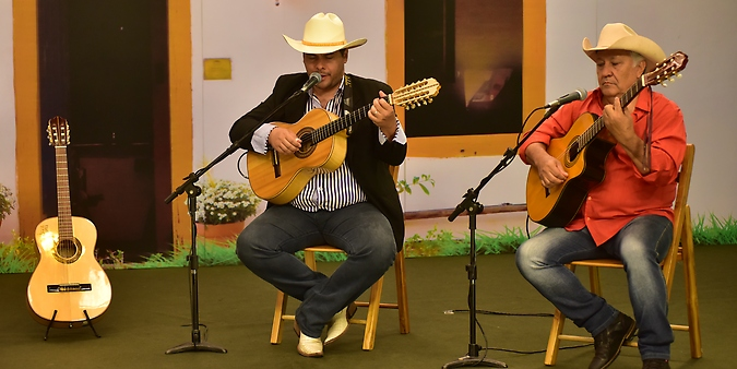 Geraldo Viola & Dino Guedes