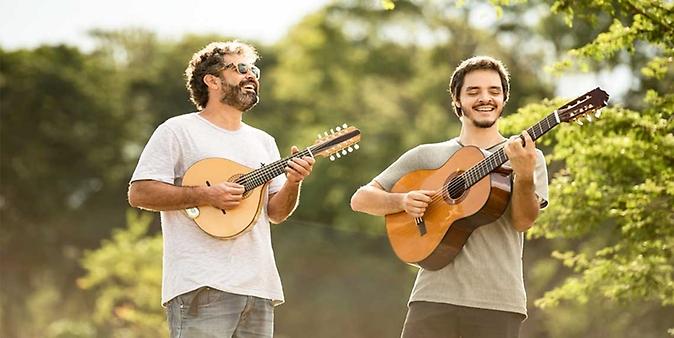 Brasil Instrumental - Duo Cordas Brasileiras: Pedro Vasconcellos e Fabrício Santana