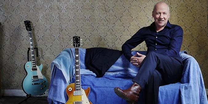 Memória do Rock - Mark Knopfler (Dire Straits) - 1