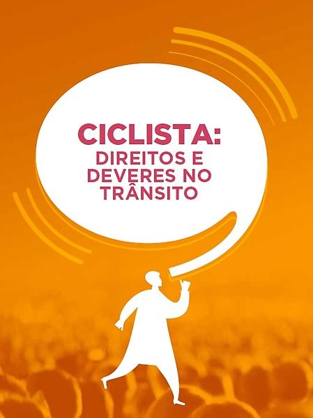 Programa 15 Minutos de Cidadania - Ciclistas