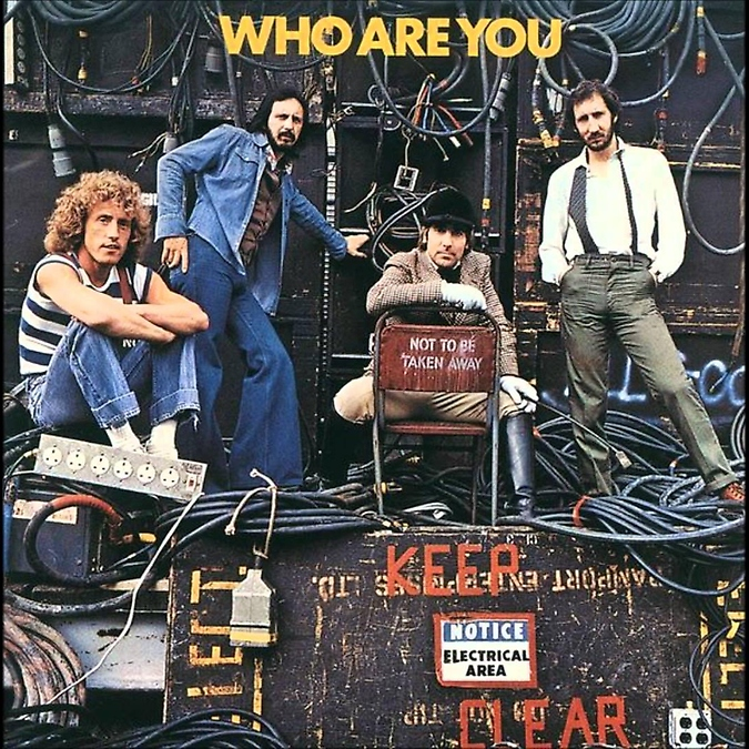 Memória do Rock, 24/03/2018 - Who are you - banda The Who