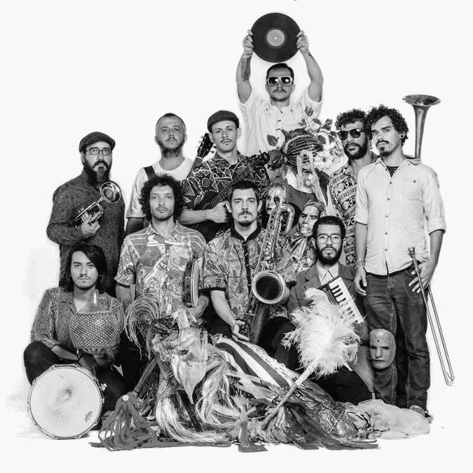 Esquina do Jazz, 03/11/2018 - Nômade Orquestra