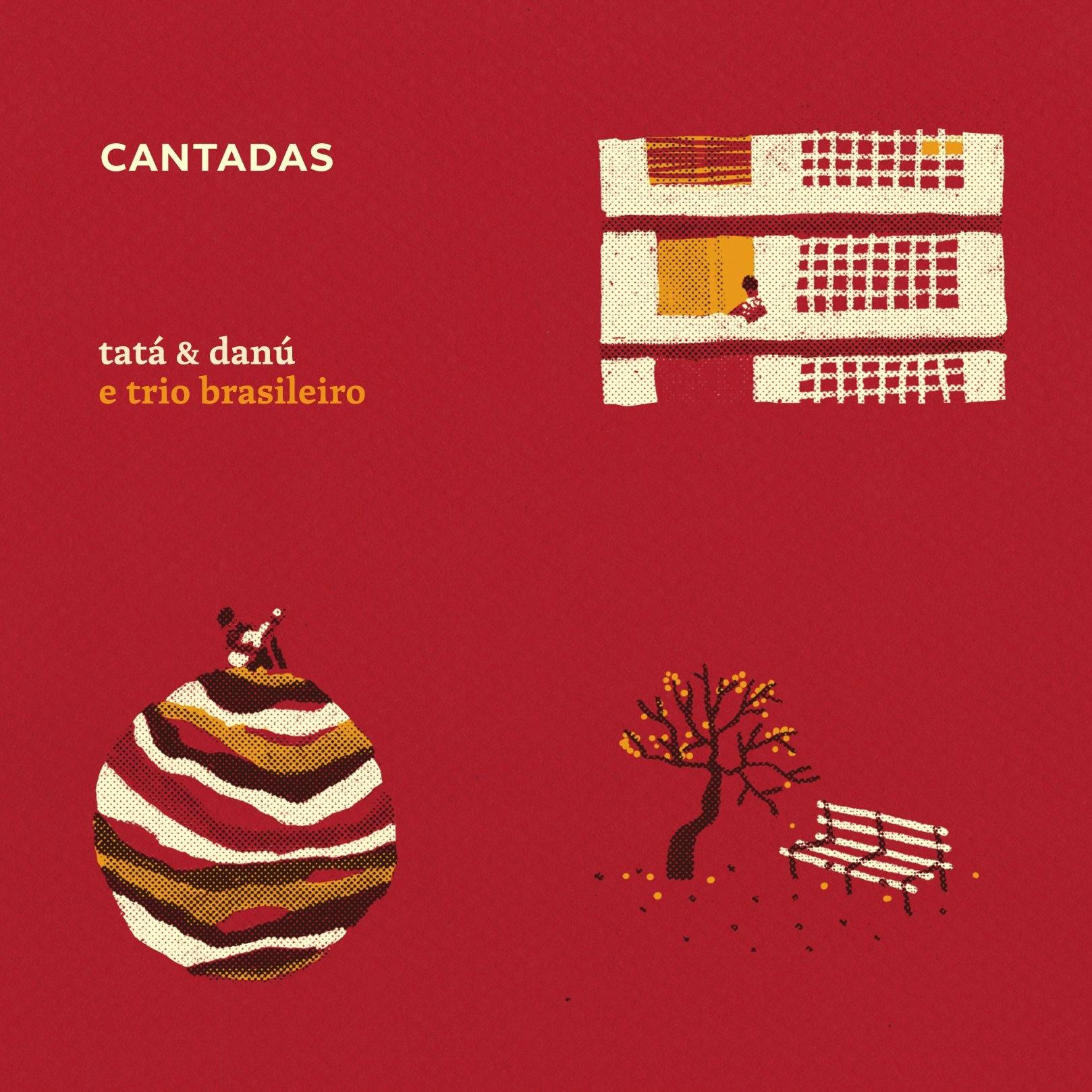 Cantadas - Tatá e Danú