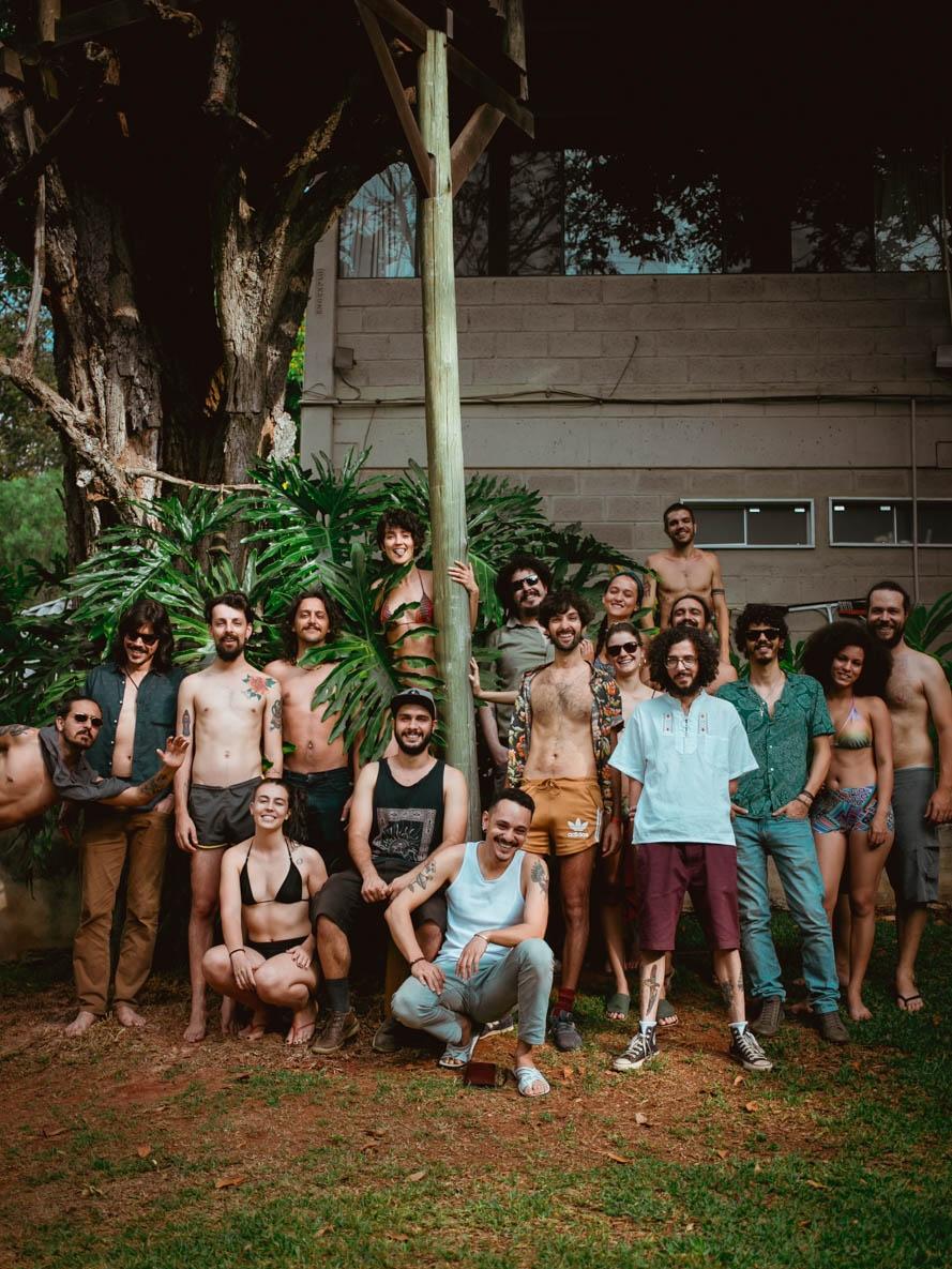 Plano Sequência - João Pedreira e as bandas Aiure, Transquarto e Ypu