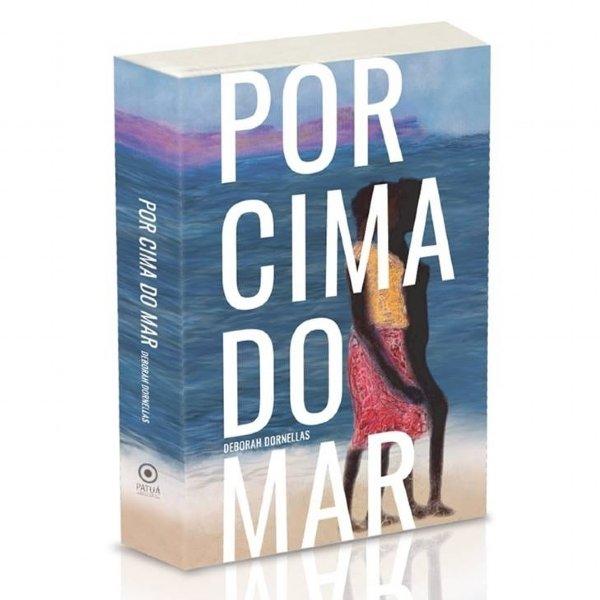 """Trilha das Artes, 23/03/2019 - Livro """"Por cima do mar"""", de Débora Dornellas"""