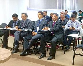 Parlamentares e gestores de veículos de comunicação legislativa assistem às palestras do II Seminário Internacional de Mídias Legislativas