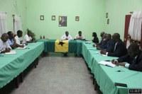 5ª Comissão Deloca-se à Lembá e Lobata