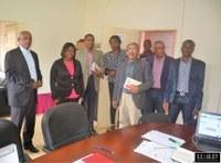 5ª Comissão Especializada Permanente Visita Distrito de Cauê