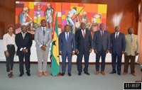 Delfim Neves recebeu os representantes da Fundação Equilíbrio.