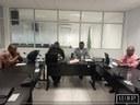 PRIMEIRA COMISSÃO ESPECIALIZADA PERMANENTE DA ASSEMBLEIA NACIONAL REÚNE-SE EM SESSÃO DE TRABALHO.
